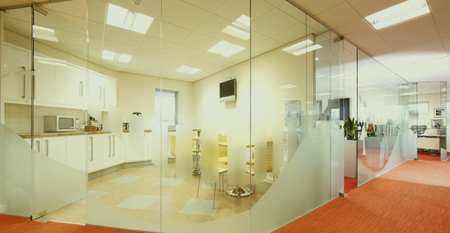 Glass Walls Essex, Glass Partitions, Internal Glass Walls ...